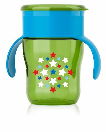 vaso philips avent para aprender cup drinking, 9 onzas