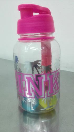 vaso pink, hermoso diseño, hielos reutilizables. entrega ya!
