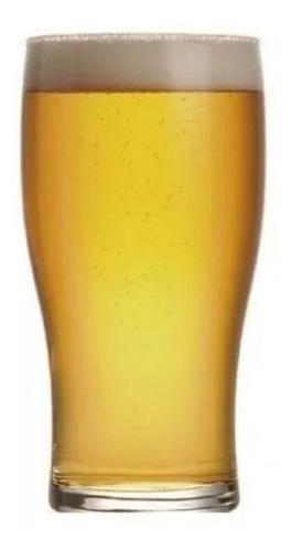 vaso pinta cerveza rigolleau
