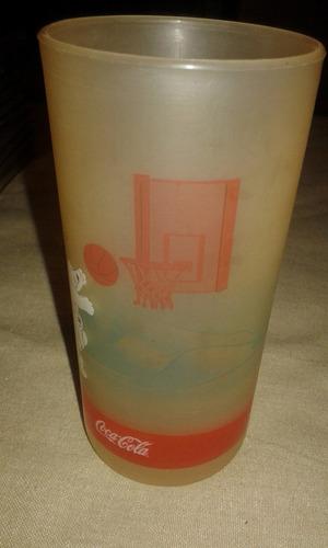 vaso plástico de coca cola coleccion oso polar excelente!