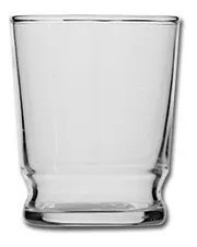 vaso quebec rigolleau 290ml vidrio resistente pack x6