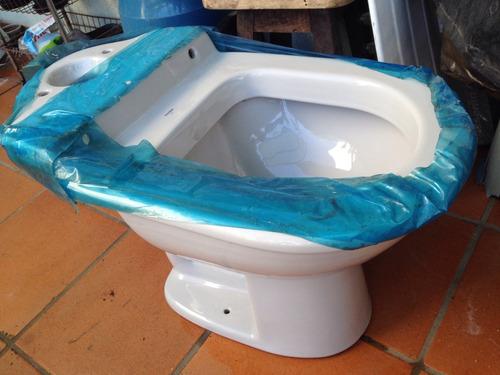 vaso sanitário incepa calypso completo novo privada assento