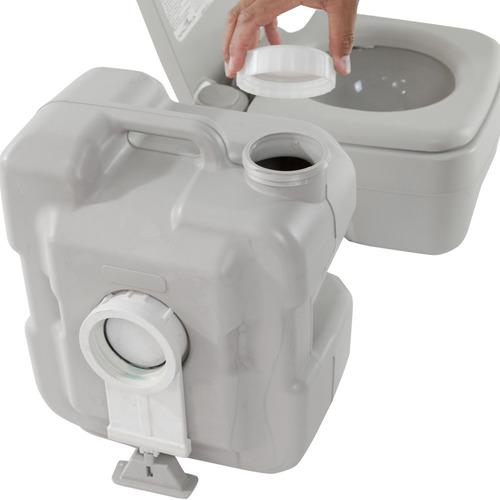 Banheiro químico tamanho : Vaso sanit?rio port?til banheiro qu?mico ecocamp l