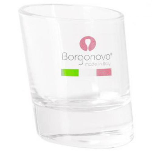 vaso shot borgonovo 11006520 pisa-transparente