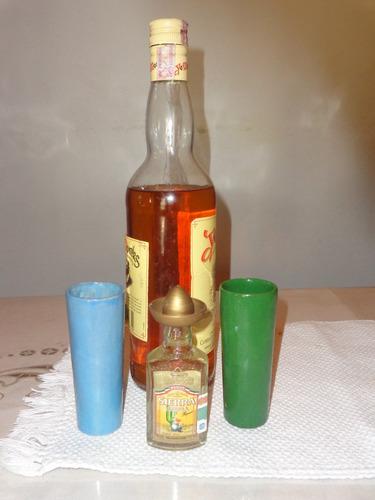 vaso shot (caballito) personalizable pop. publicidad
