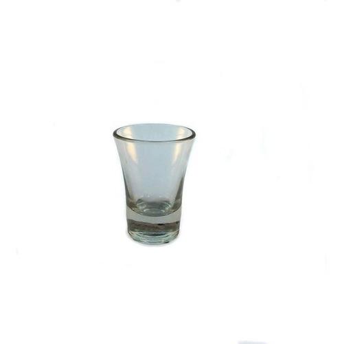 vaso shot tequila rigolleau tijuana vidrio caja x72 unidades