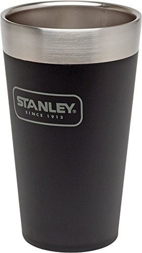 vaso sin tapa negro 473ml stanley