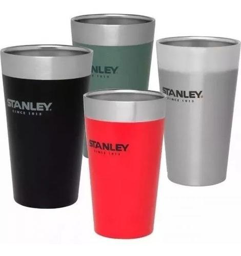 vaso sin tapa rojo 473ml stanley 10-02282-042