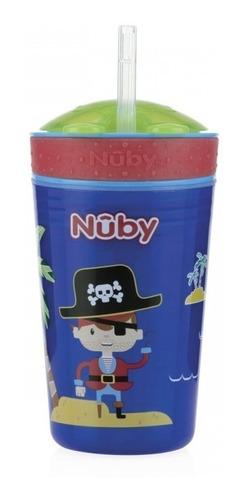 vaso snack pirata antiderrame nuby