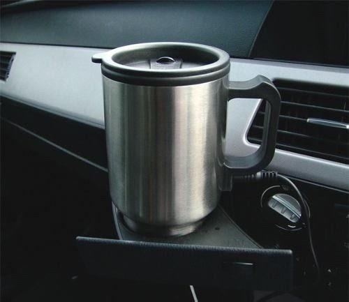 vaso tazon termo electrico calentador auto 12v cafe te mate en mercado libre. Black Bedroom Furniture Sets. Home Design Ideas