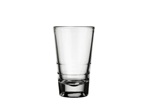 vaso tequila shot licor 100ml nadir caja x24 unidades