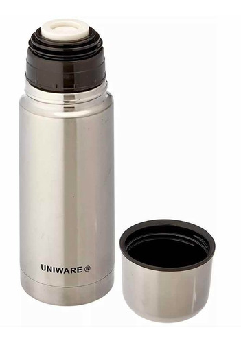 vaso térmico de acero inoxidable 350 ml café