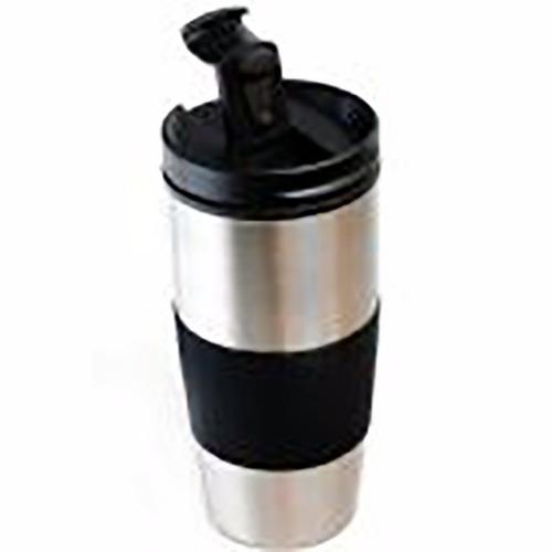 vaso térmico pampero 450cc - tapa hermética y sorbete!!!