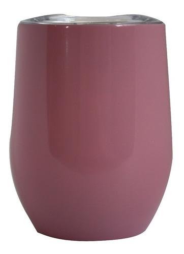 vaso térmico para vino 9 oz acero inox. tipo yeti rtic ozark