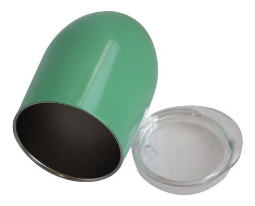 vaso térmico para vino 9oz acero inox. tipo rtic ozark tumbl