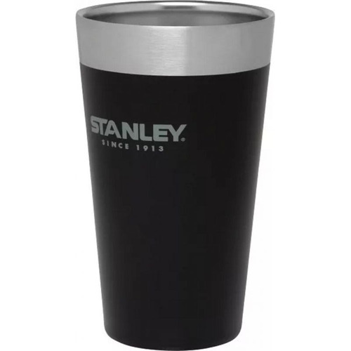 vaso termico sin tapa 473ml negro stanley 10-02282-007 mm
