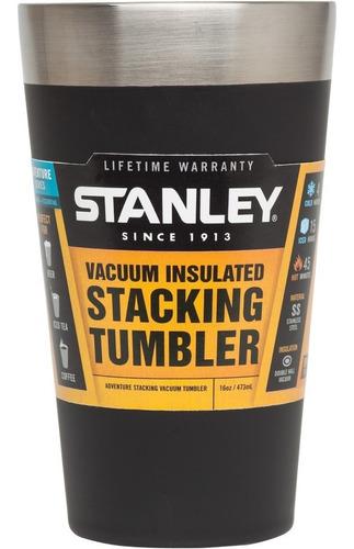 vaso térmico stanley 473 ml vacuum pint el jabali