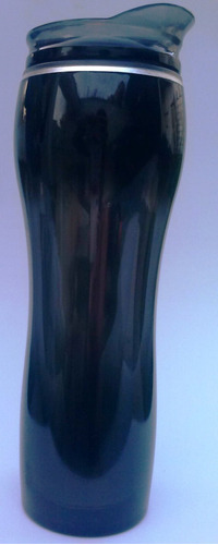 vaso termico stylus double walled hf406a negros
