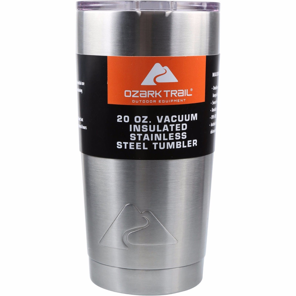 Vaso Termino Ozark Trail 20 Oz 591 Ml Mantiene Frio