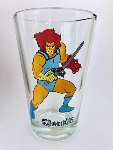 vaso thundercats he-man simil pepsi marvel mazinger robotech