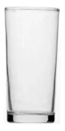 vaso tucuman rigolleau 270ml vidrio trago corto caja x48