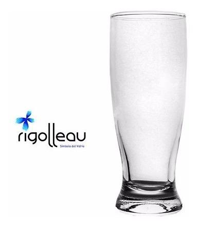 vaso vidrio conico alto tango durax cerveza vino gaseosa