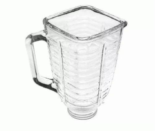vaso vidrio licuadora oster tradicional
