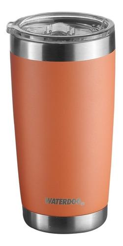 vaso waterdog borda 500 ml frío caliente acero inoxidable