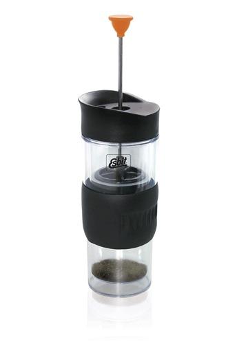 Vaso y prensa para t mate o caf esbit en for Vasos de te
