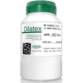 Vasodilatador - Dilatex 152 Capsulas - Power Supplements