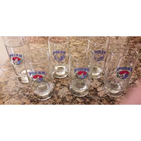 Vasos Coleccion Polar Tipo Copa Todo Por 10 Verds