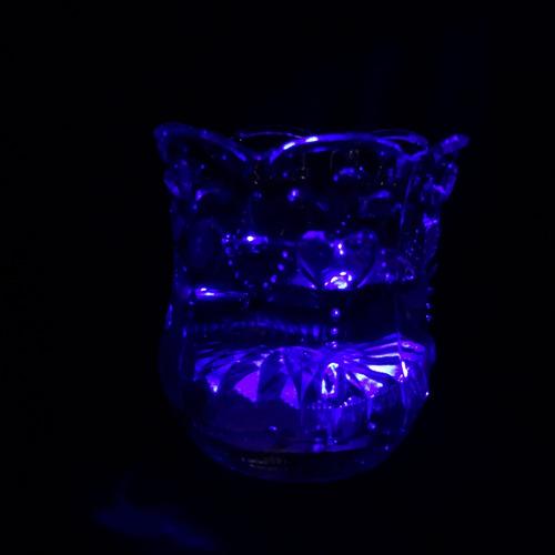 vasos con luz led fiesta boda xv luminoso vaso batucada dj