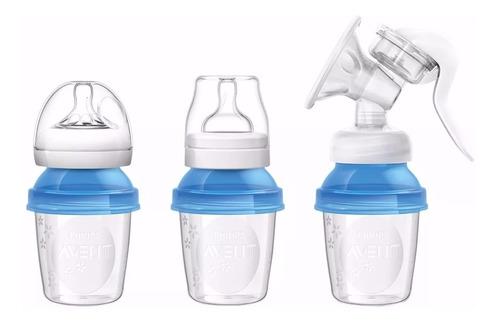 vasos conservadores de leche avent pack x10 180ml