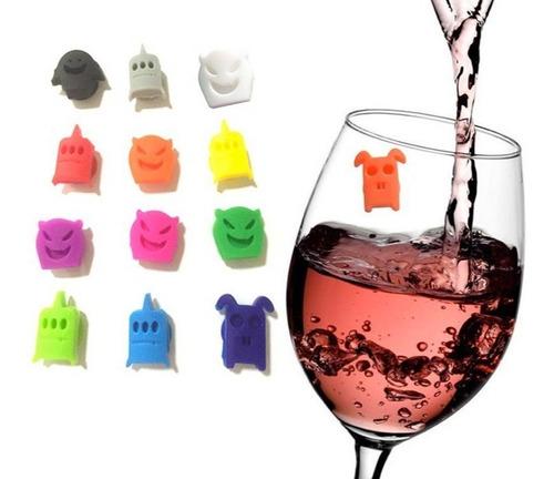 vasos copas marca copas identificador animado fiesta set 6