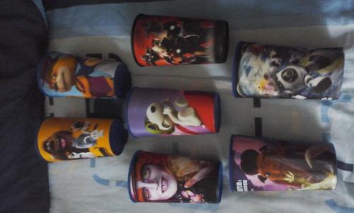 vasos de cine