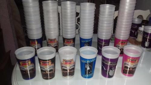 vasos de michael jackson de pepsi coleccion completa