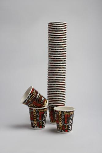 vasos de papel plasticubierto para café favep 6 oz. (25x50)