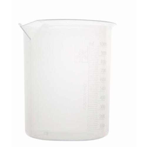 vasos de precipitado de polipropileno 500 ml pack
