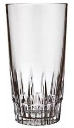 vasos de vidrios de 12 oz por caja de 36unid triana