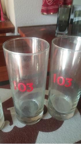 vasos de whisky coleccion brandy 103regalo día del padre