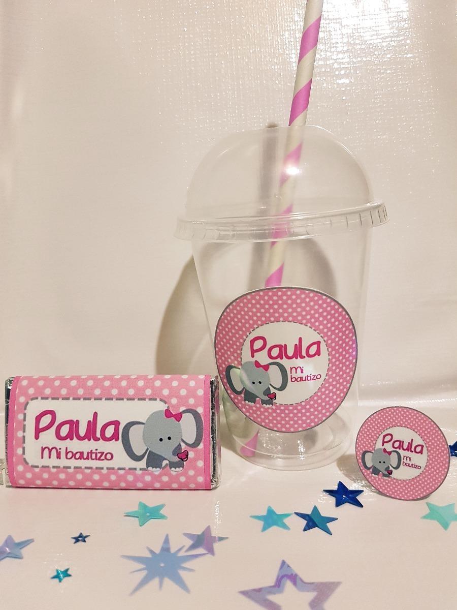 Vasos Decorados Para Fiestas Infantiles Baby Shower 12000 En - Decorados-para-fiestas