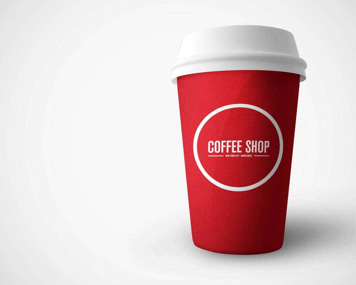 Vasos descaartables de polipapel con tapa para cafe o te for Vasos de te