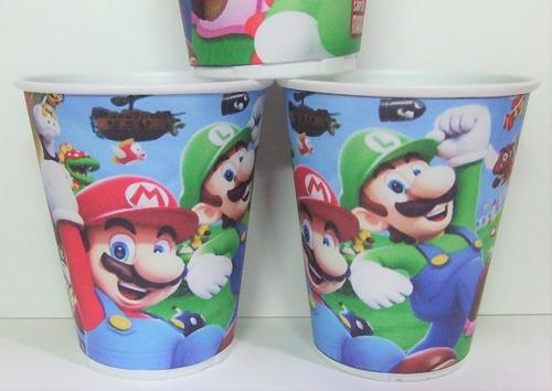 vasos gamers, plasticos descartables!!!