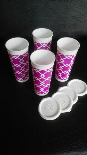 vasos gigantes arabescos (4) tupperware 39