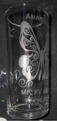 vasos grabados para tu evento cubero