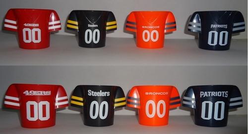 vasos jerseys nfl nutrisa 2017 steelers cowboys raiders etc.