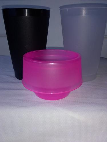 vasos licoreros plasticos , 16oz  - 12oz - 10oz - 5oz