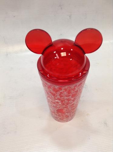 vasos mickey mouse gel térmico en diferentes colores