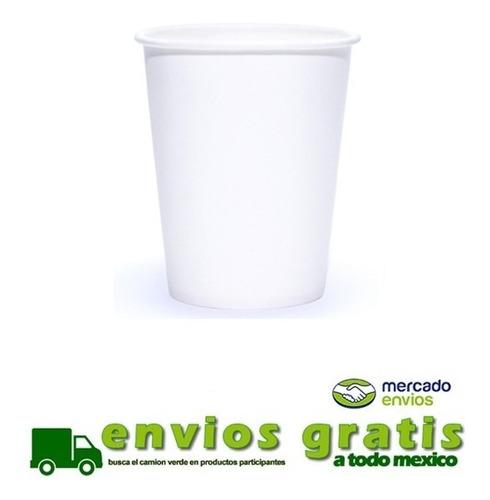 vasos para cafe 10 oz con 1000 pz