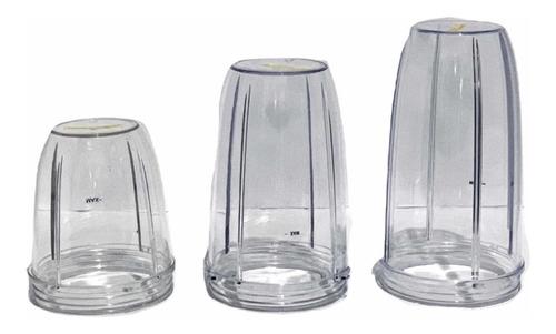 vasos para nutribullet  32 o 24 o 18 onzas